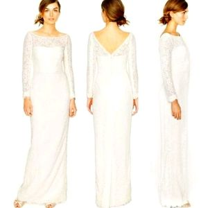 J. Crew Sophie Lace Wedding Dress